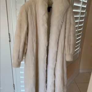 VALENTINO FUR COAT. Trades accepted